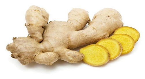 Is ginger high in oxalate
