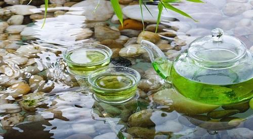 Is green tea high in oxalates